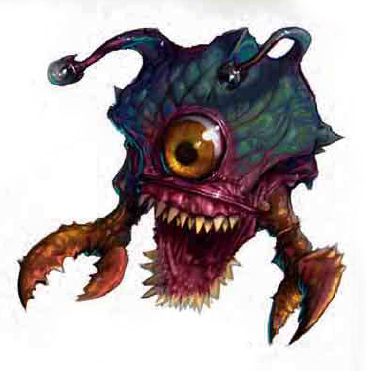 Ménage à Monster » Classic Monsters: Eye of the Deep