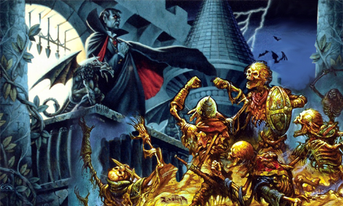 vampires vs zombies Zombies vs vampires is a shooting game 2 play online at gameslistcom you can play zombies vs vampires in your browser directly.
